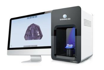 3D--сканер для зубов